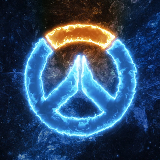 Overwatch Space Energy Wallpaper Engine