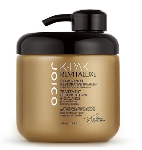 Tratamento Capilar de Cabelos Normais e Secos - Joico K-Pak Revitaluxe Bio-Advanced Restore Treatment