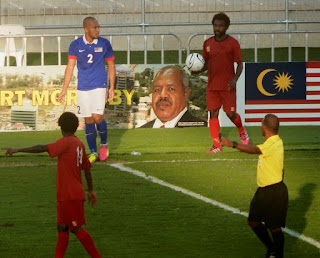 PNG outclass Malaysia in friendly
