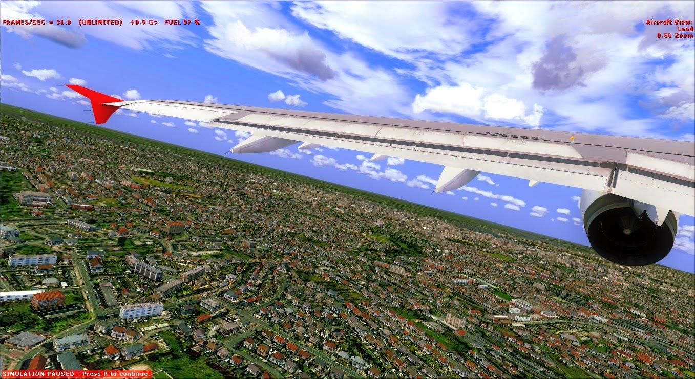 FLIGHT SIMULATOR CENTER