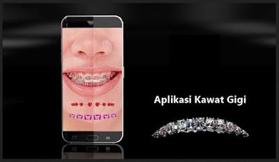 3 Aplikasi Edit Foto Pakai Kawat Gigi Terbaik di Android