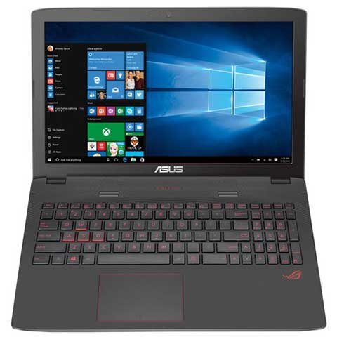Asus GL752VW-DH74 Drivers