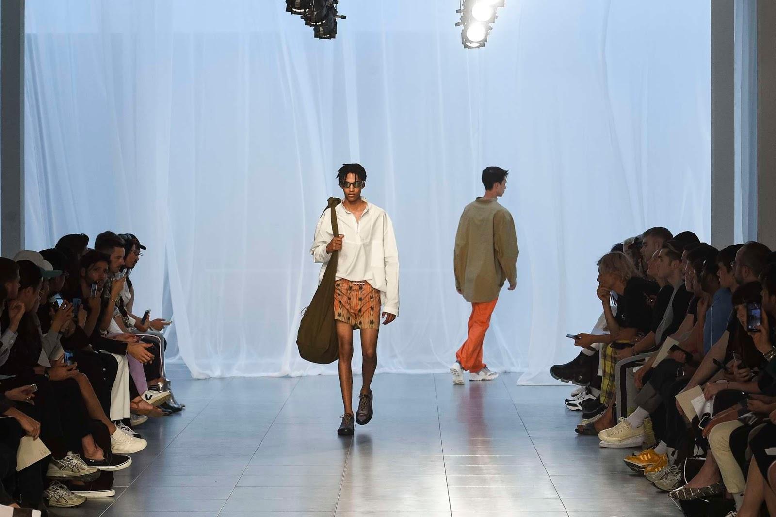 London Fashion Week - Home 78