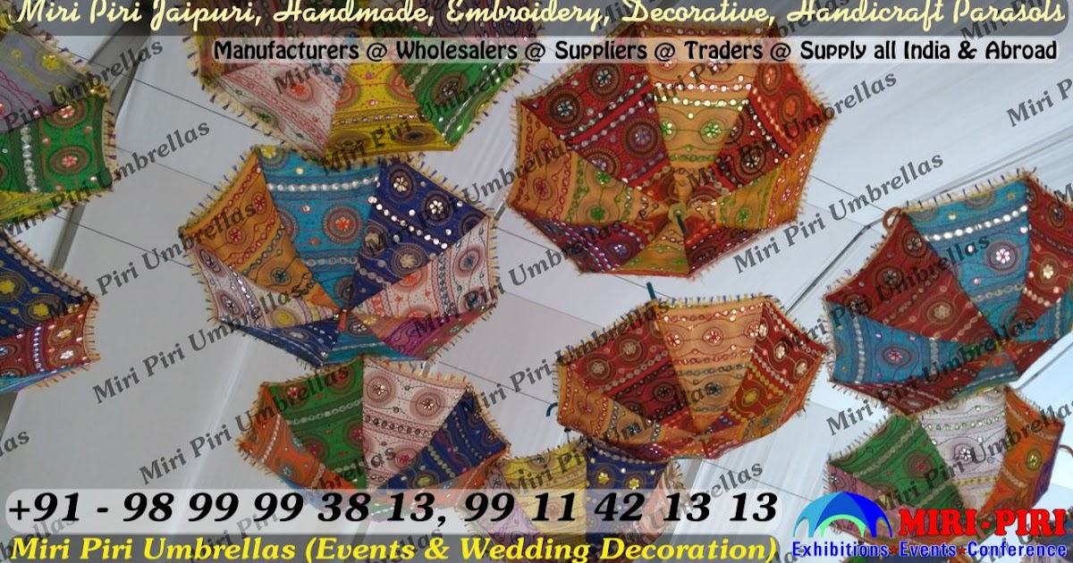 Rajasthani umbrella decoration wedding events parties online rajasthani umbrella decoration wedding events parties online wholesale price in delhi india rajasthani umbrella decoration rajasthani umbrella junglespirit Images