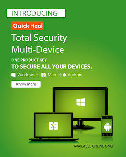 Quick Heal Total Security 2018 For Multi Device Review and Download