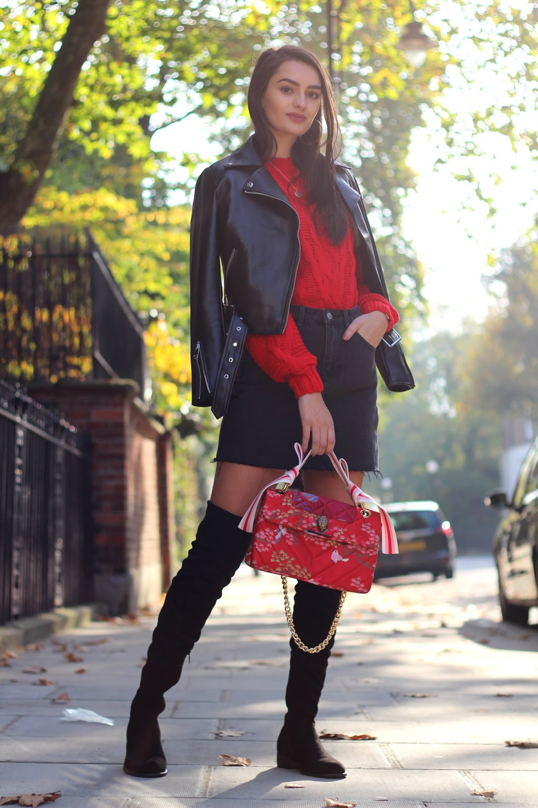 autumn style peexo fashion blogger