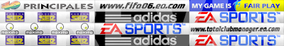 PES 6 Adboards FIFA 06 by Angeldavidzp
