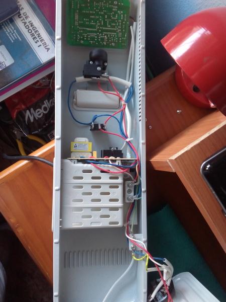 Thurderon reparar radiador de aceite - Radiador electrico aceite ...
