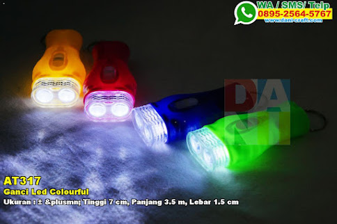 Ganci Led Colourful