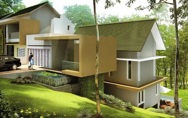 Rumah-Cluster-Emerald-Golf-Type-Avage-Sentul-City
