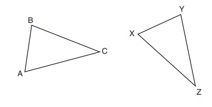 quadrilateral abcd is a parallelogram if adjacent angles are congruent which statement must be true