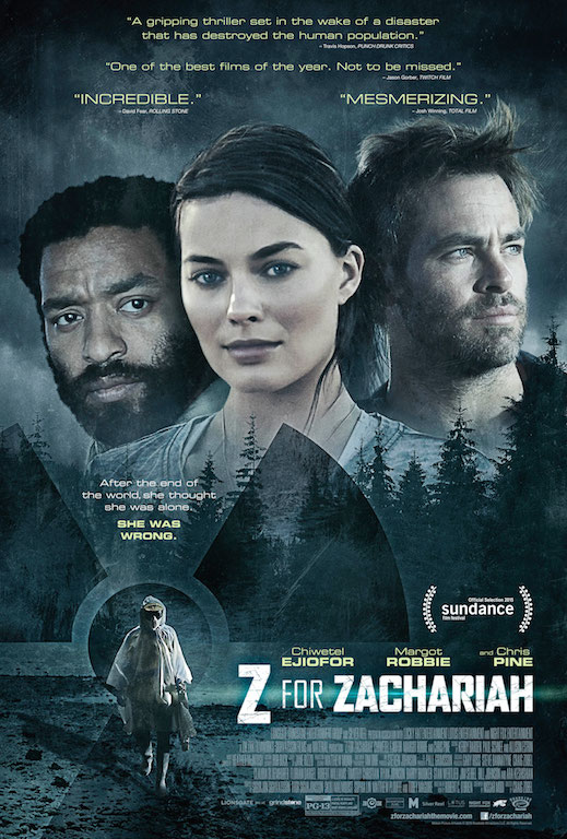 Z for Zachariah Movie Trailer - DC Outlook