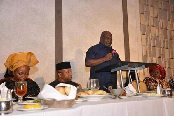 @GovernorIkpeazu addresses Ngwa people in USA