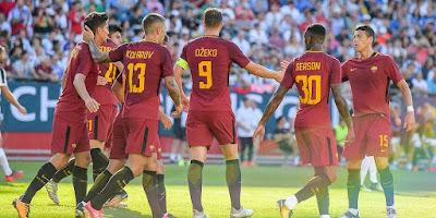 AS Roma merupakan salah satu klub sepak bola terpopuler asal Italia Daftar Skuad Pemain AS Roma 2018-2019 Terbaru
