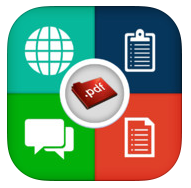 https://itunes.apple.com/es/app/pdf-converter-convert-documents/id684119875?mt=8