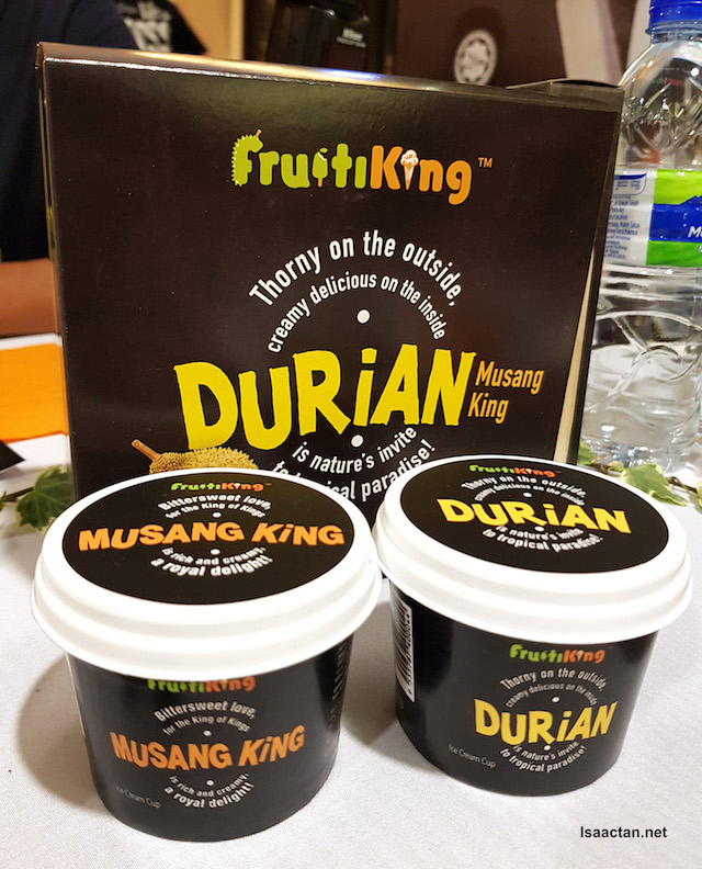 Fruiti King - 100% Real Fruit Ice Dessert @ Sunway Pyramid