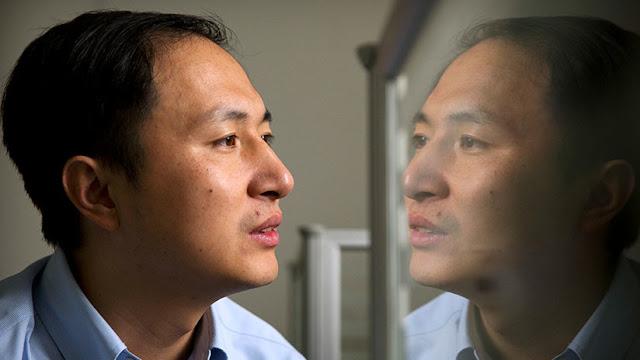 Un científico chino dice haber modificado genéticamente bebés por primera vez