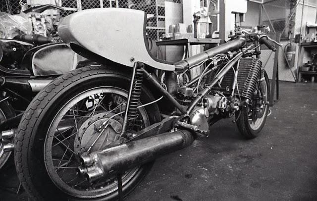 Konig Motorcycle Prototype