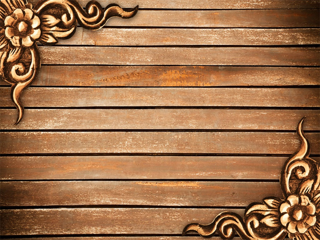 A set of wood grain background pictures