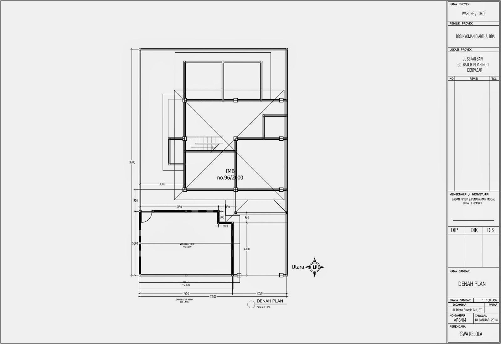 Image Result For Desain Warung Di