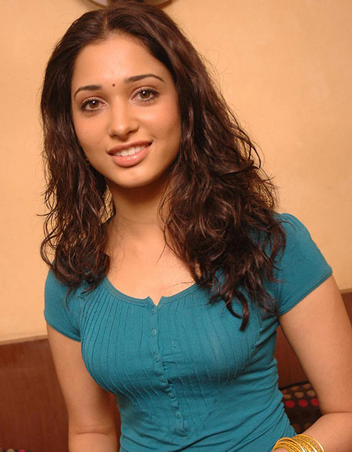 Tammannah Bhatia Without Makeup