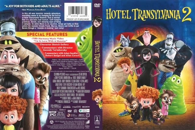 Hotel Transylvania 2 (2015) [Pelicula][Descarga][Español]