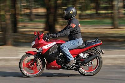 Motocicleta Italika RT 200