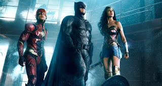 the flash batman dan wonder woman