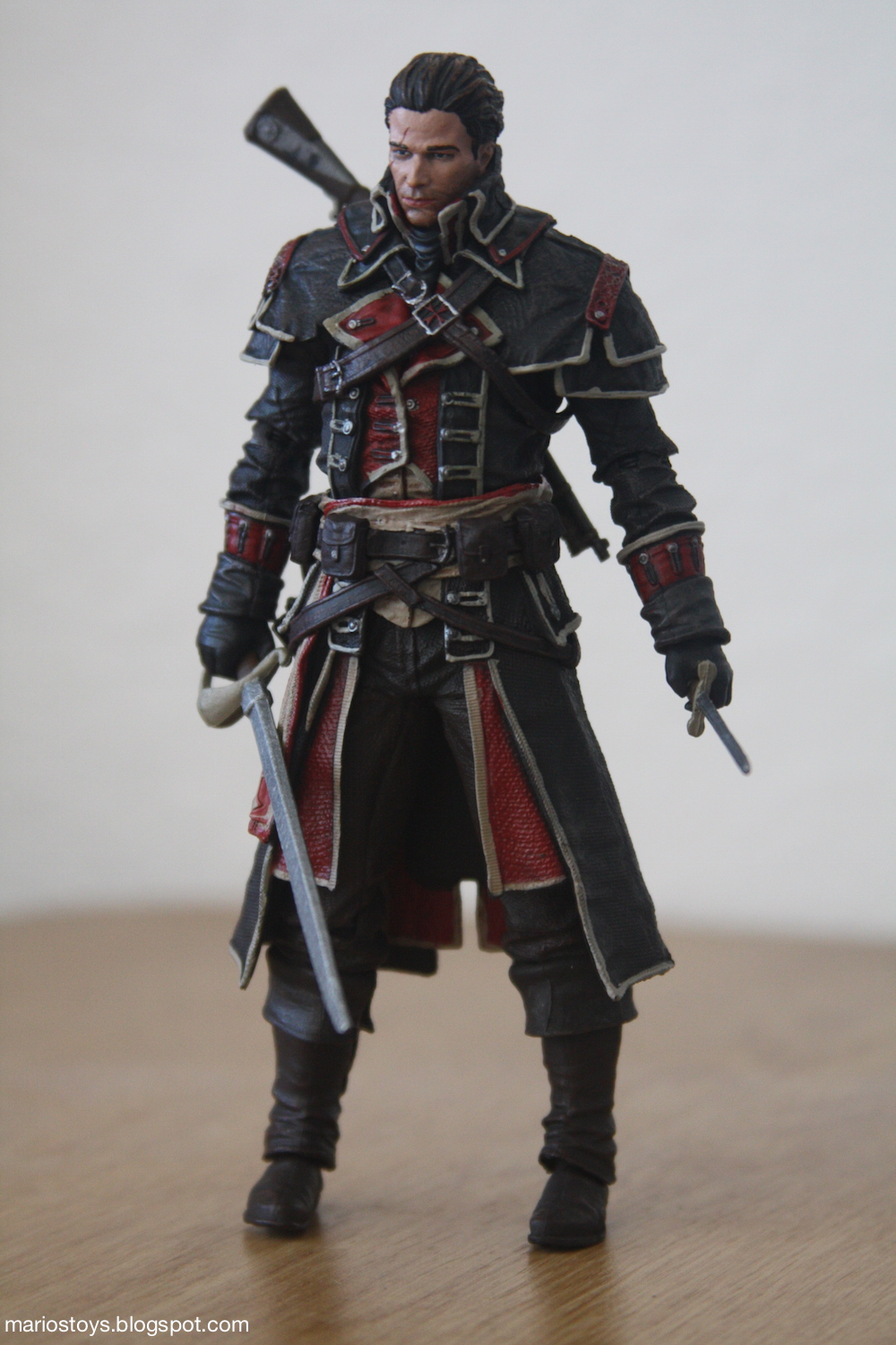 A Year Of Toys 80 Assassin S Creed Shay Cormac Templar Outfit