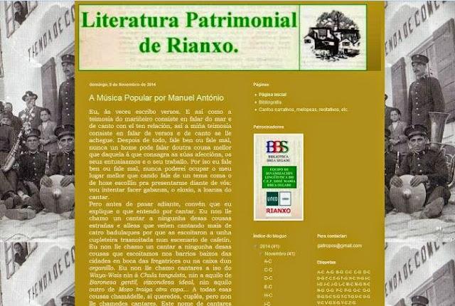 http://patrimonioderianxo.blogspot.com.es/