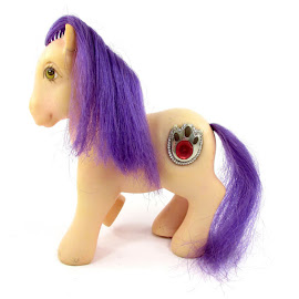 My Little Pony Prince Ruby Mexico  Princess Ponies G1 Pony