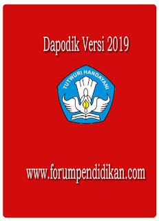 Dapodik Versi 2019