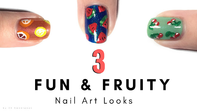 Fruity Nail Art