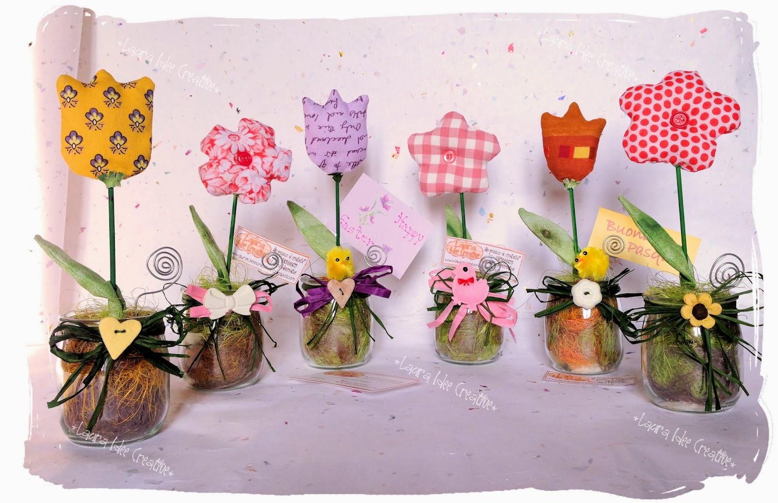 Laura idee creative primavera - Decorazioni primavera ...