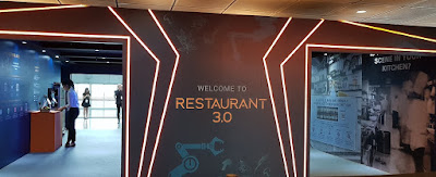 RESTAURANT 3.0 showcases new technologies that restaurants can use to better themselves.