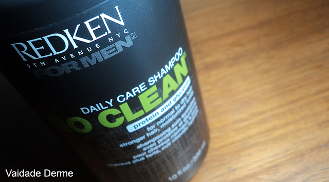 Redken For Men Go Clean Shampoo Gel