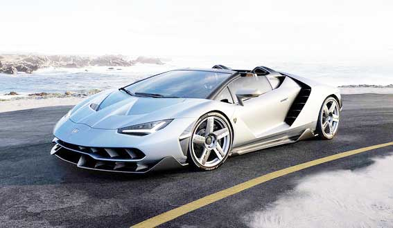 2017 lamborghini centenario roadster review price and specs with 770 horsepower auto trend. Black Bedroom Furniture Sets. Home Design Ideas