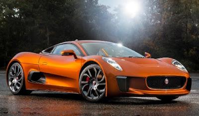 Jaguar Sport Car