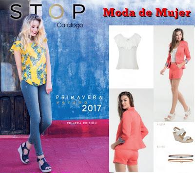 Stop Catalogo 2017 Ropa Primavera