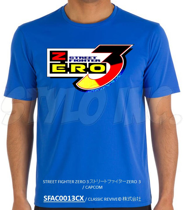 SFAC0013CX STREET FIGHTER ZERO 3