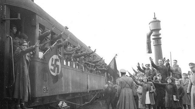 Reacciones a un homenaje a los deportados a los campos nazis en el país de la impunidad