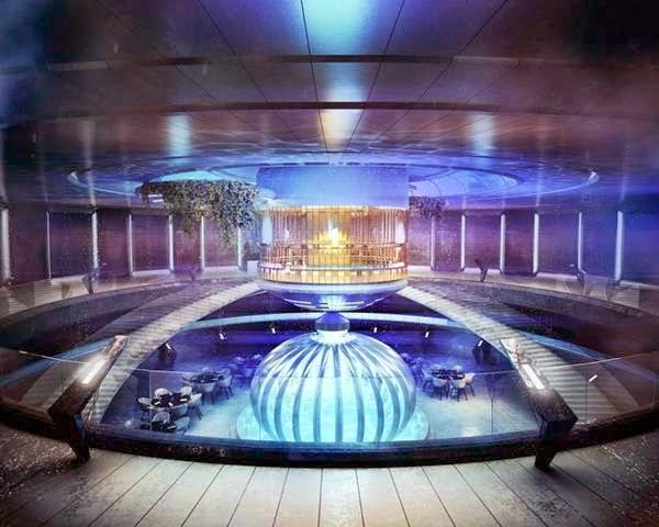 A Hotel Under Water In Dubai 4