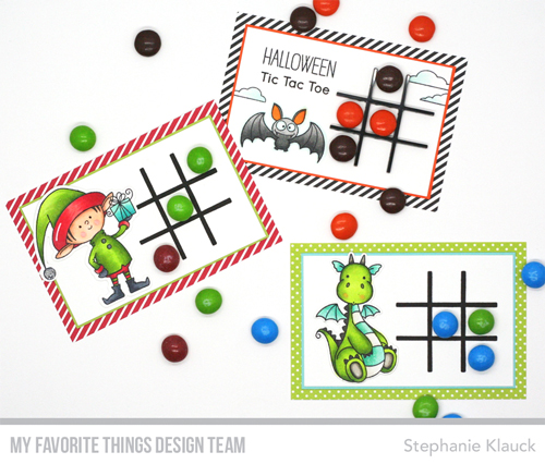 Party favors from Stephanie Klauck featuring products from My Favorite Things #mftstamps