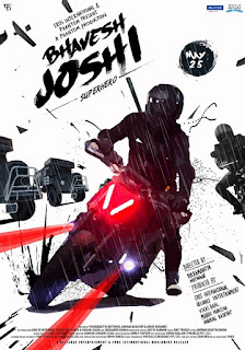 Bhavesh Joshi Superhero First Look Poster 5
