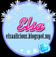 Header Baru Sempena Ulang Tahun Pertama Blog Elsaalicious