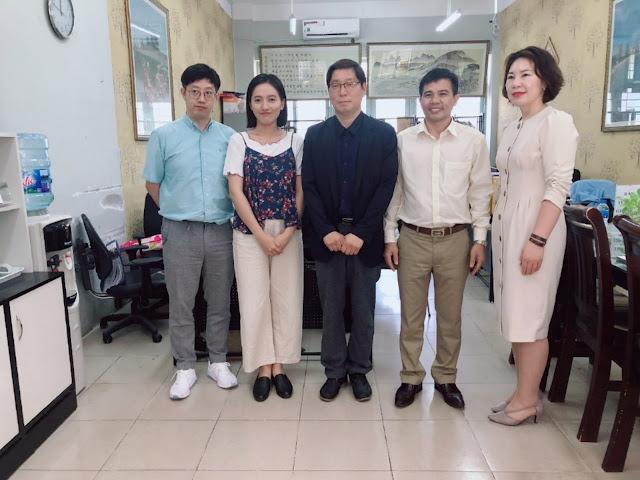 Văn phòng du học Hàn Quốc Asung
