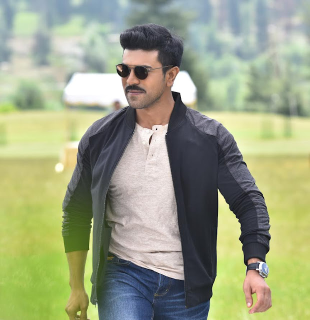 Ram charan latest photos from dhruva movie