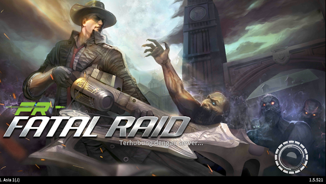 Berapa Total Size Game Fatal Raid Android - FPS Zombie