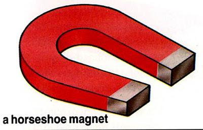 Magnet tapal kuda