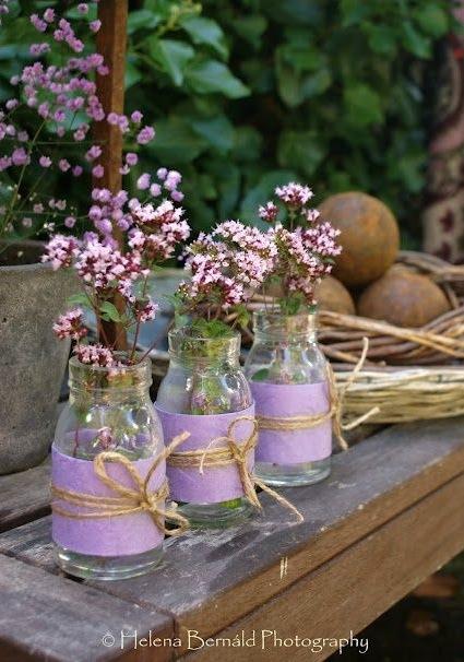 5 ideas f ciles para decorar una comuni n en malva - Decoracion de mesa para comunion ...